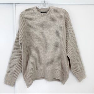 All Saints Knit Crewneck Sweater ❣️